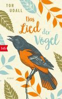 Tor Udall: Das Lied der Vögel ★★★★