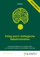 Quayou GmbH: Erfolg durch strategische Selbstmotivation ★★★★★