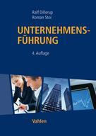 Ralf Dillerup: Unternehmensführung