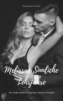 Samantha Brooks: Melissas Sinnliche Lehrjahre ★★★★
