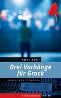 Rudi Kost: Drei Vorhänge für Grock