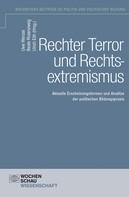 Uwe Wenzel: Rechter Terror und Rechtsextremismus