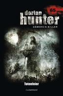 Peter Morlar: Dorian Hunter 65 – Totenfeier