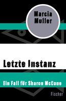 Marcia Muller: Letzte Instanz