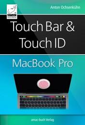 Touch Bar und Touch ID beim MacBook Pro
