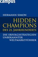 Hermann Simon: Hidden Champions des 21. Jahrhunderts