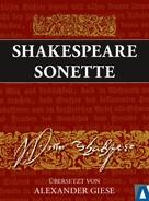 Alexander Giese: Shakespeare Sonette ★★★★★