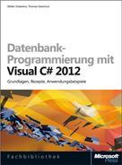 Walter Doberenz: Datenbank-Programmierung mit Visual C# 2012