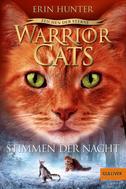 Erin Hunter: Warrior Cats - Zeichen der Sterne. Stimmen der Nacht ★★★★★