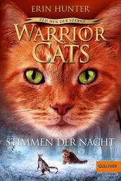 Warrior Cats - Zeichen der Sterne, Stimmen der Nacht - Staffel IV, Band 3