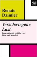 Renate Daimler: Verschwiegene Lust