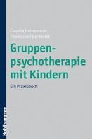 Claudia Heinemann: Gruppenpsychotherapie mit Kindern