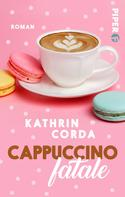 Kathrin Corda: Cappuccino fatale ★★★★
