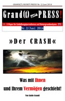 Guido Grandt: Der Crash ★★