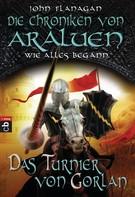 John Flanagan: Die Chroniken von Araluen - Wie alles begann ★★★★★