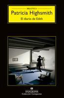 Patricia Highsmith: El diario de Edith