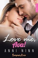 Anni Ninn: Love me, Ava! ★★★★