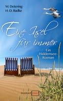 Monika Detering: Eine Insel für immer - Ein Hiddensee-Roman ★★★