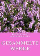 Hermann Löns: Gesammelte Werke ★★★★