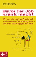 Hans-Peter Unger: Bevor der Job krank macht ★★★★