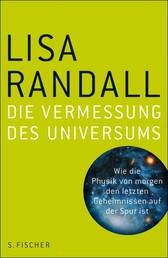 Die Vermessung des Universums - Wie die Physik von morgen den letzten Geheimnissen auf der Spur ist
