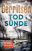 Tess Gerritsen: Todsünde ★★★★★