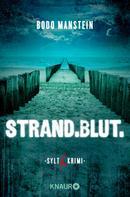 Bodo Manstein: Strand.Blut. ★★★