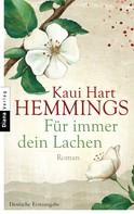 Kaui Hart Hemmings: Für immer dein Lachen ★★★★