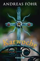 Andreas Föhr: Karwoche ★★★★★