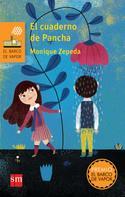 Monique Zepeda: El cuaderno de Pancha