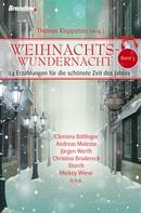Thomas Klappstein (Hrsg.): Weihnachtswundernacht 3 ★★★