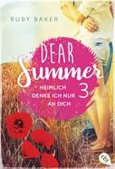 Ruby Baker: Dear Summer - Heimlich denke ich nur an dich ★★★★