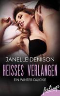 Janelle Denison: Heißes Verlangen ★★★★