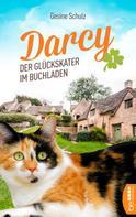 Gesine Schulz: Darcy - Der Glückskater im Buchladen ★★★★★