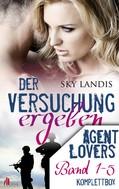 Sky Landis: Agent Lovers Sammelband: Die komplette Serie Band 1-5 ★★★★