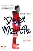 Nic Stone: Dear Martin ★★★★