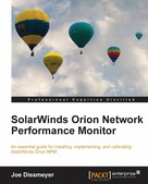Joe Dissmeyer: SolarWinds Orion Network Performance Monitor